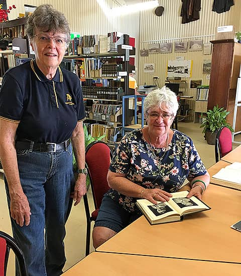Herberton Family History Research